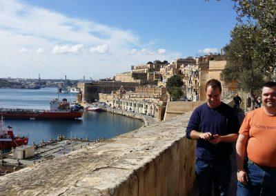 Nach der Theorieprüfung Malta